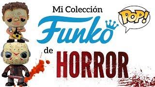 Colección Funko Pop de Horror