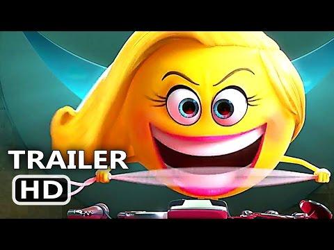 THЕ ЕMΟJІ MΟVІЕ Official Trailer (2017) Animation New Movie HD