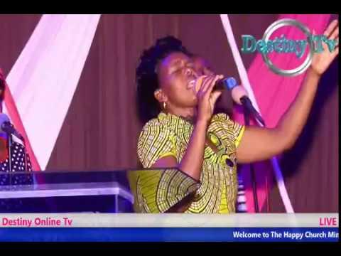 Praise & Worship LIVe on LIVE on Destiny Tv from Kehancha Happy Church