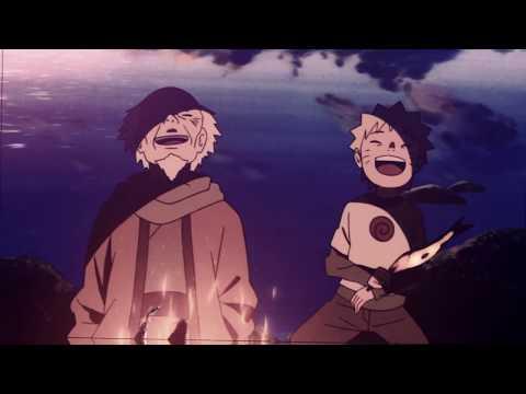 [AMV] Naruto Uzumaki-Hiruzen Sarutobi (Petit Biscuit-Sunset Lover)