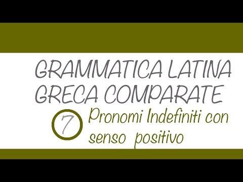 Come si traduce dal latino all'italiano - lezione di latino - Tubedocet from YouTube · Duration:  9 minutes 47 seconds