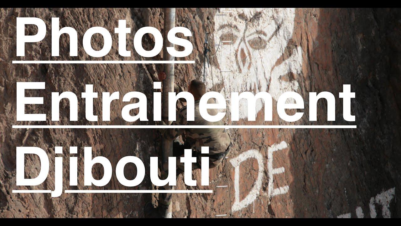 Mes Photos Avec le 2REP à Djibouti