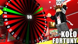 WIN ROBUXY BY PLAYING MY WHEEL OF FORTUNE ON ROBLOX!