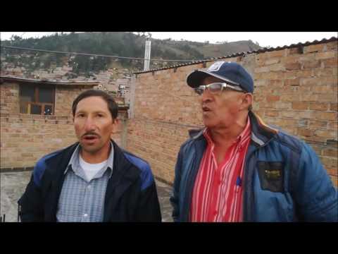 NICANOR DÁVILA Y GODOFREDO DÍAZ, CULTIVANDO EL TRADICIONAL YARAVI CAJAMARQUINO