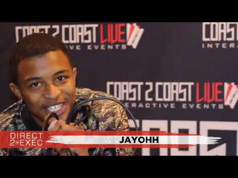 Jayohh (@theerealjayohh) Performs at Direct 2 Exec Denver 4/20/18 -  Warner Music Group