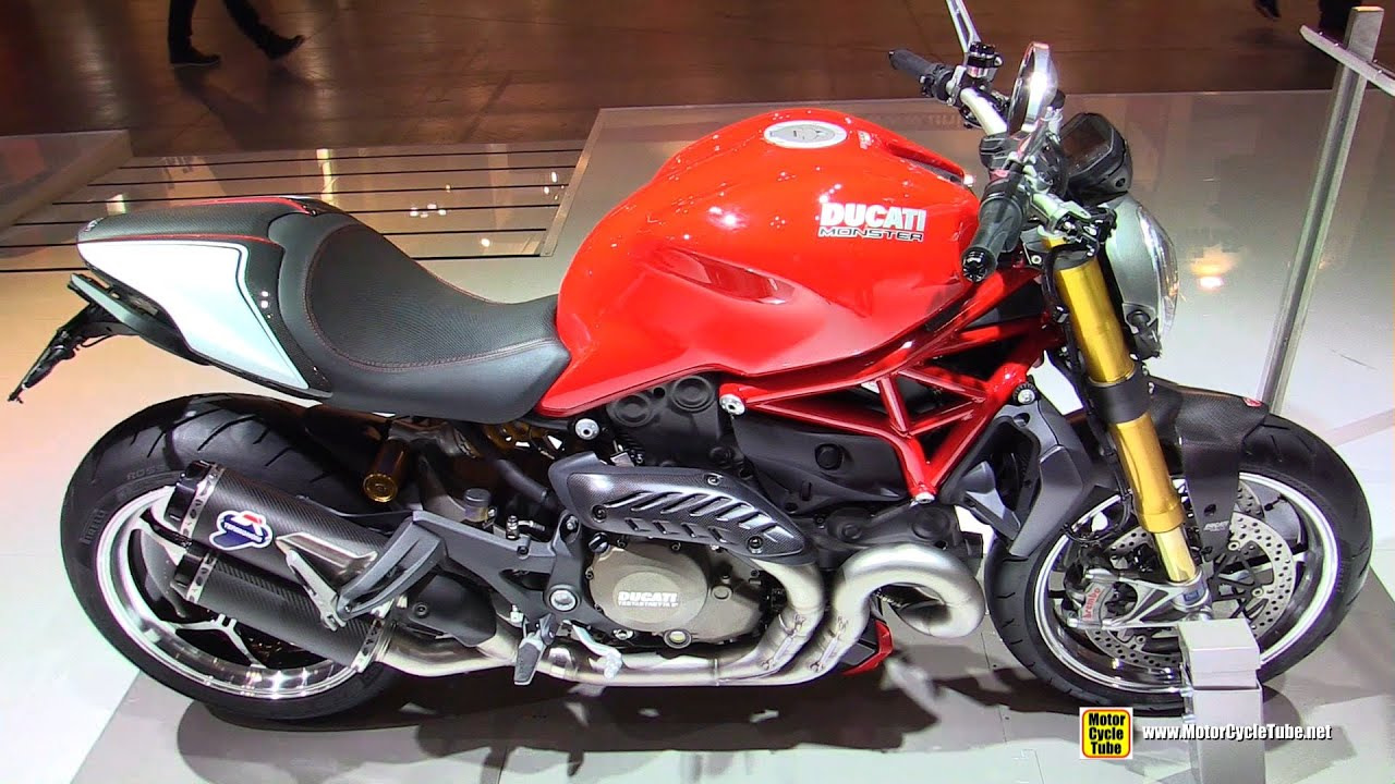 2015 ducati monster 1200 s walkaround 2014 eicma milan motorcycle exhibition youtube. Black Bedroom Furniture Sets. Home Design Ideas