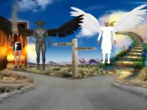 Memilih!antara Surga dan Neraka