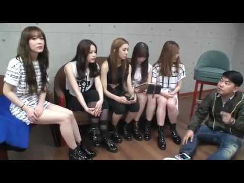 [6] 걸그룹 '블레이디' (Blady)와 함께한 연습실 인터뷰!! - KoonTV