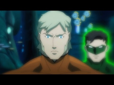 Justice League: Throne of Atlantis - Review
