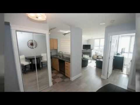 Luxury Crosstown furnished apartment rent downtown Vancouver BC Europa ID 4322
