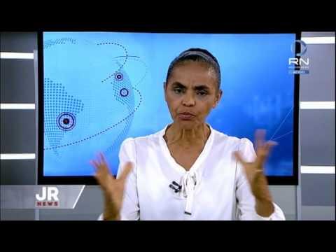 Marina Silva critica PEC 241 após votação na Câmara