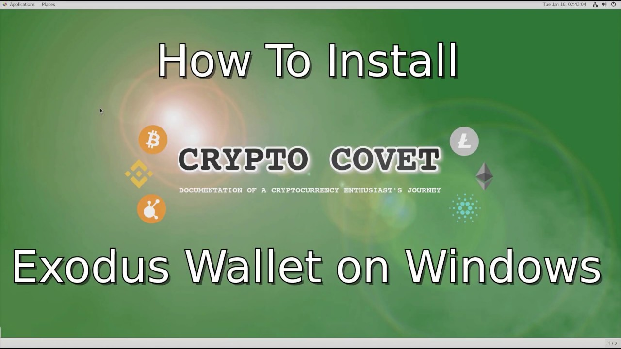 Exodus Wallet Download