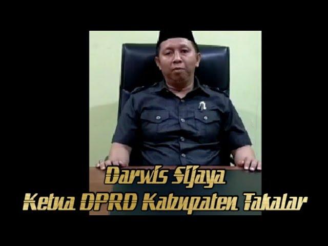 Dukung Pelantikan Presiden, Ketua DPRD Takalar Tolak Unras Anarkis dan Radikalisme.
