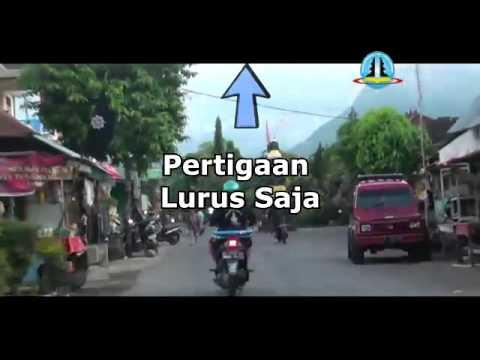 panduan perjalanan air terjun sekumpul (smk ti bali global singaraja)