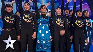 El Gamma Penumbra Earns 2nd Golden Buzzer | Asia's Got Talent Semis 3