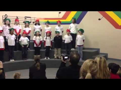 Holiday Performance at Starwood Montessori School