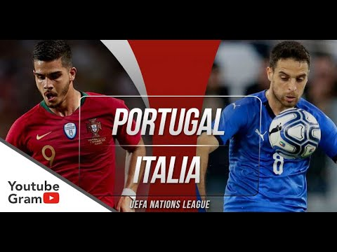 UNL | Portugal vs Italy | Full Highlight | 10/09/2018