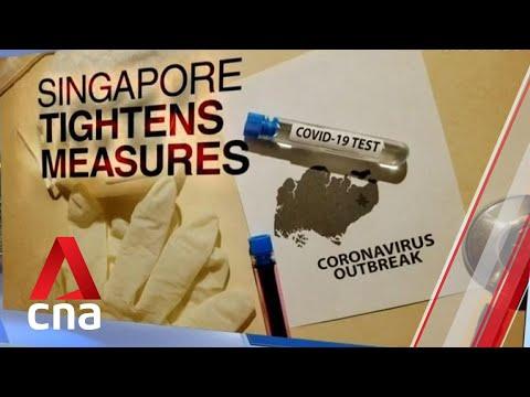 COVID-19: Singapore announces stricter virus measures