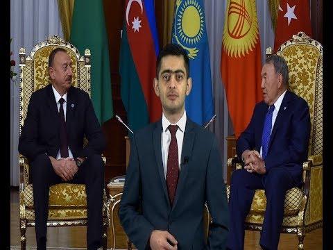 """Xəbər var: """"Əliyev Nazarbayevin addımını təkrarlaya bilərmi?"""" (20.03.2019)"""