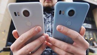lG Nexus 5X   обзор смартфона