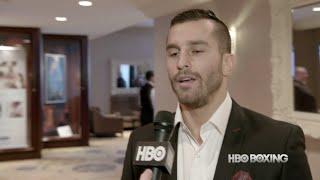One-on-One: David Lemieux (HBO Boxing News)