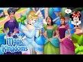 CINDERELLA NEW CHARACTERS?! Disney Magic Kingdoms | Gameplay Walkthrough Ep.286