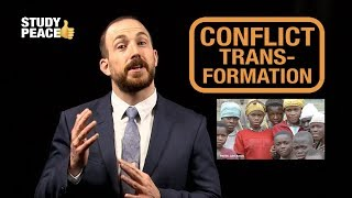 Conflict Transformation vs. Conflict Resolution - What's the Difference?