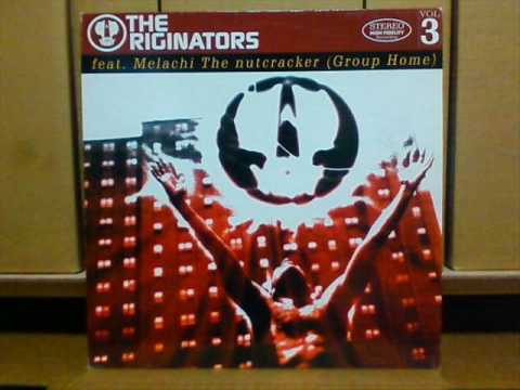 The Originators feat Melachi - The Nutcraker