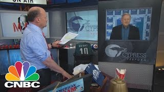 Cypress Semiconductor's T.J. Rodgers: Moving Ahead | Mad Money | CNBC