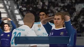 Real Madrid vs Tottenham -Dream league soccer 2019