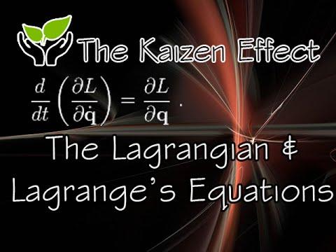 Book talk:Lagrangian Mechanics