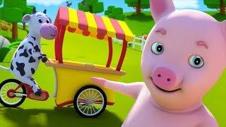 canção de sorvete | músicas infantis em portugues | músicas para crianças | Food Song For Kids