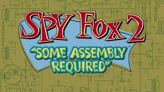 Spy Fox 2: Some Assembly Required Walkthrough