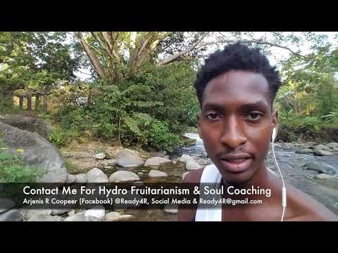 Dr Sebi to the Rescue? (Journey to Fruitarian Pt 2)