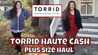 Torrid Haute Cash Haul - Plus Size Try-On