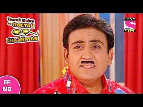 Taarak Mehta Ka Ooltah Chashmah - तारक मेहता - Episode 810 - 12th October, 2017