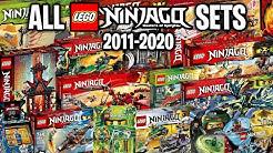 ALL 220+ LEGO NINJAGO SETS (2011-2020)