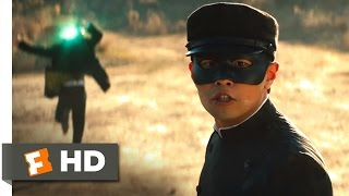 The Green Hornet (2011) - Every Man For Himself Scene (5/10) | Movieclips