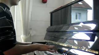 Halleluja (Rufus Wainwright) - Piano
