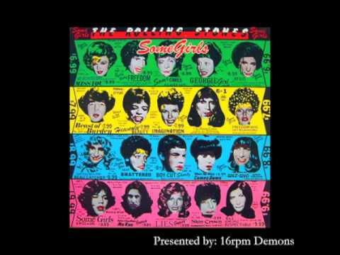 The Rolling Stones - When The Whip Comes Down 16rpm