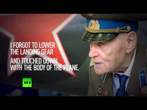 'Always in the firing line': Veteran Russian pilots look at planes they flew 60 years ago
