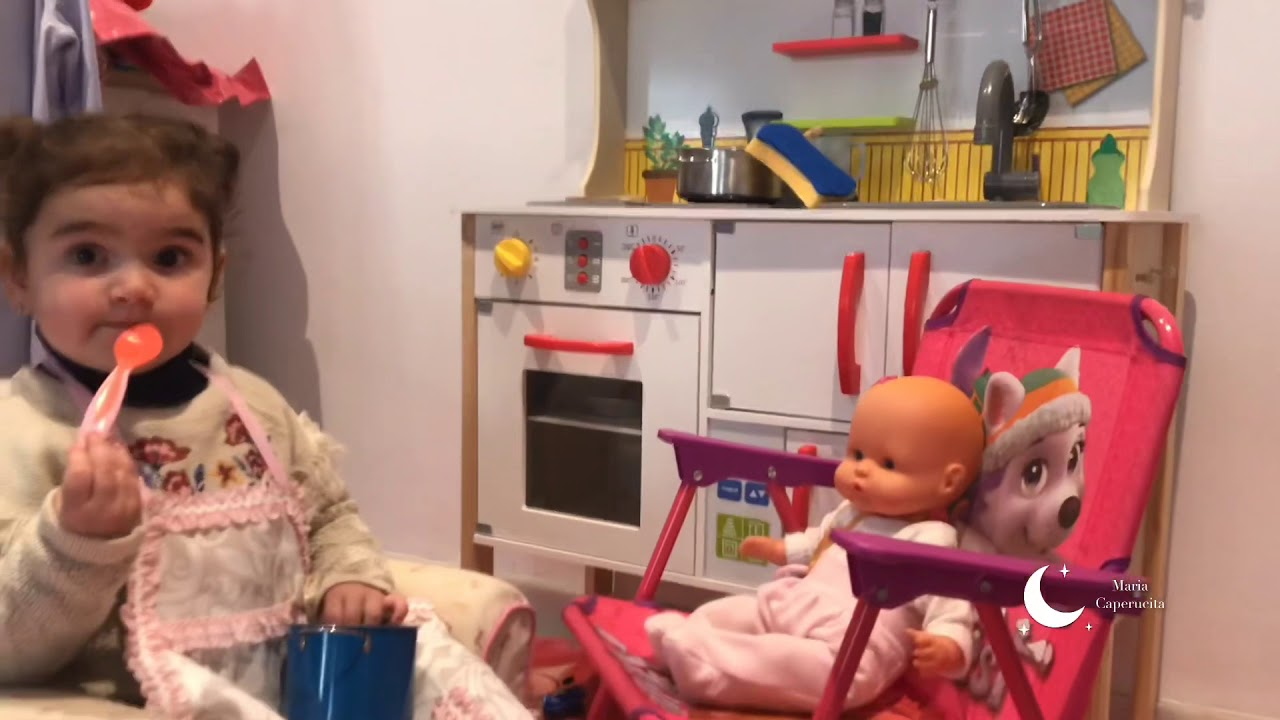 Cocina madera lidl para niños 2018 2019 - YouTube