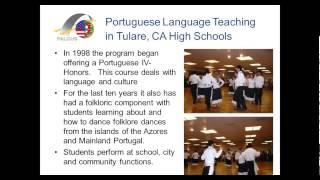 Portuguese Language Programs in the U.S.