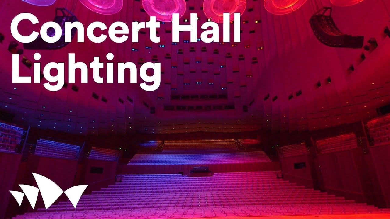 Sydney Opera House Concert Hall Lighting & Sydney Opera House: Concert Hall Lighting - YouTube azcodes.com