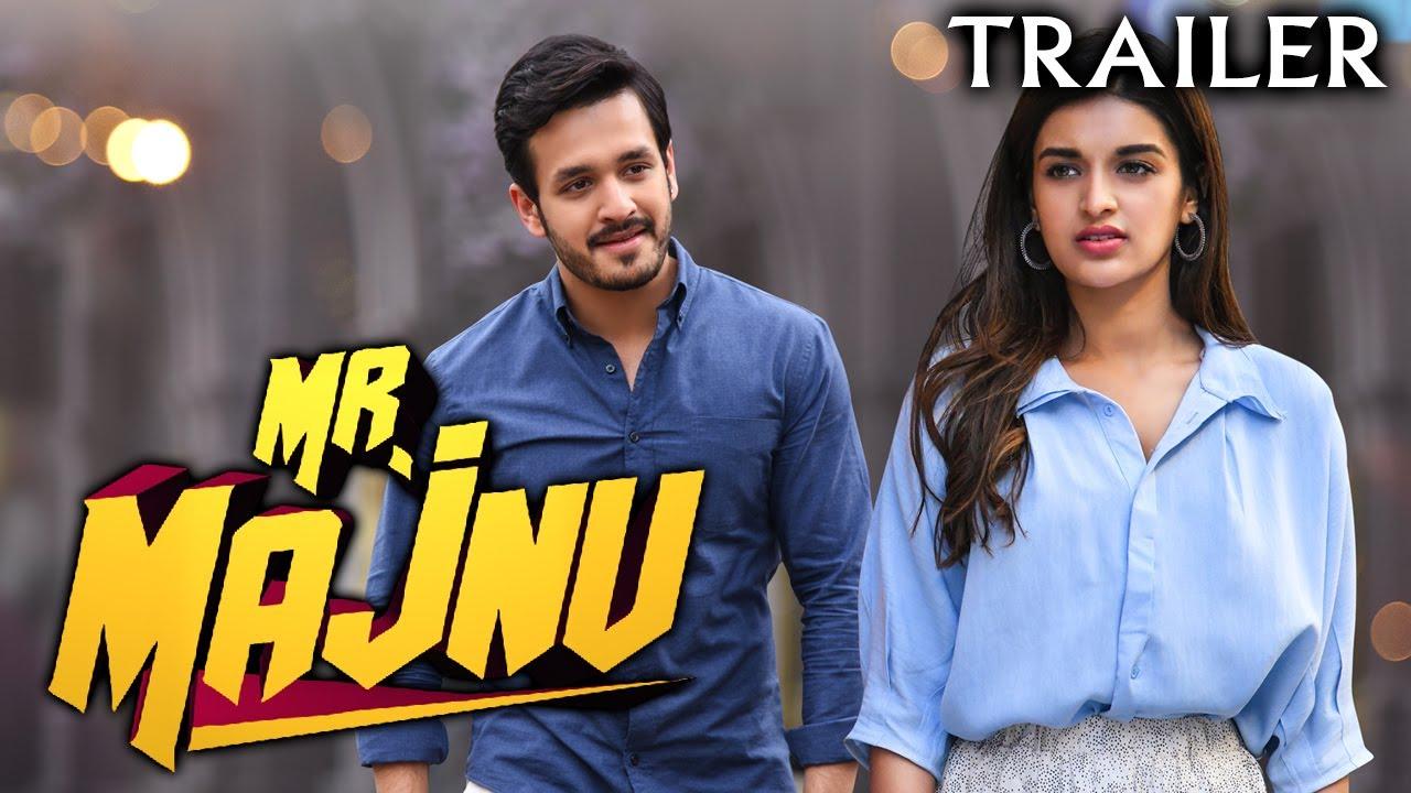 Mr. Majnu 2020 Official Trailer 2 Hindi Dubbed | Akhil Akkineni, Nidhhi Agerwal, Izabelle Leite
