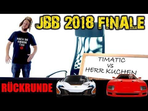 JBB 2018 FINALE (RR) * HERR KUCHEN vs TIMATIC * ANALYSE/REACTION