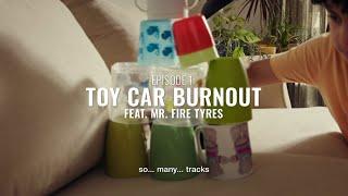 Toy Talks - Episode 1: Toy Car Burnout | Kids Go F...