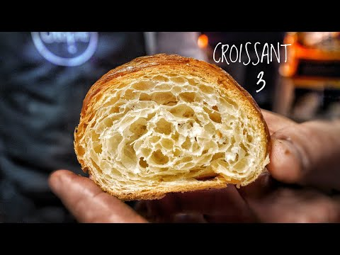 I Learned The Art Of The French Croissant...