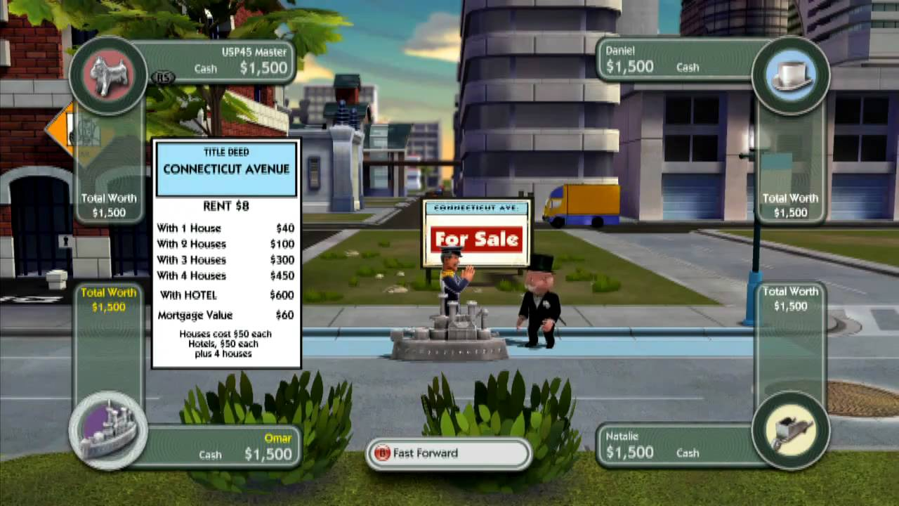 Monopoly goes global with giant online game using Google Maps