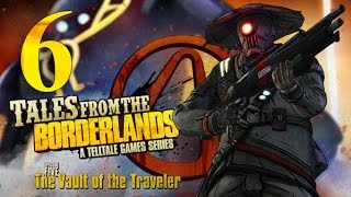 Tales from the Borderlands Episode 5: The Vault of the Traveler Walkthrough 60FPS HD - Part 6